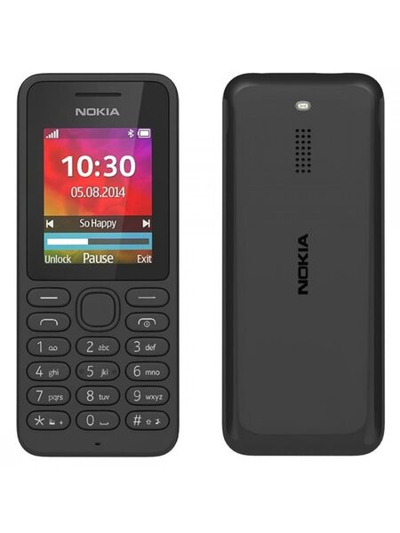Nokia 130 DS Black