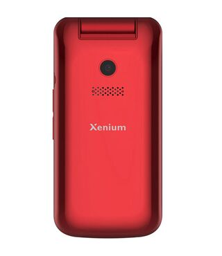 Philips E255 Xenium Red