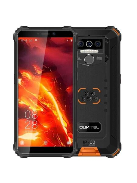 Oukitel WP5 Pro Black/Orange