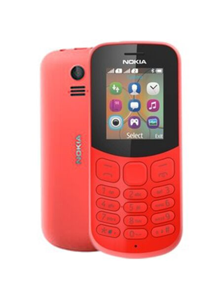 Nokia 130 DS Red